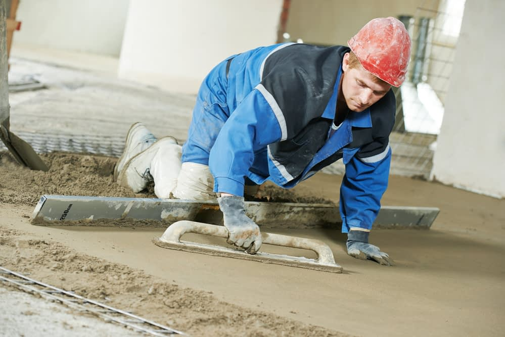 concrete floor repair leads